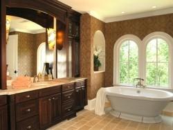 Englische Badezimmer