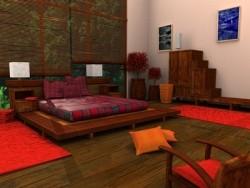herbstliches-schlafzimmer