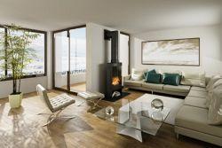 Der Moderne Skandinavische Wohnstil