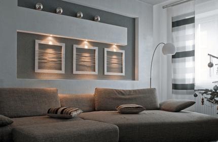 Tolle Beleuchtungsideen Für Das Wohnzimmer