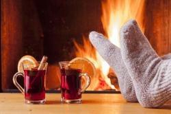 Warm Und Gemütlich Durch Den Winter