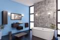 Tipps für schicke Wandfarben im Badezimmer
