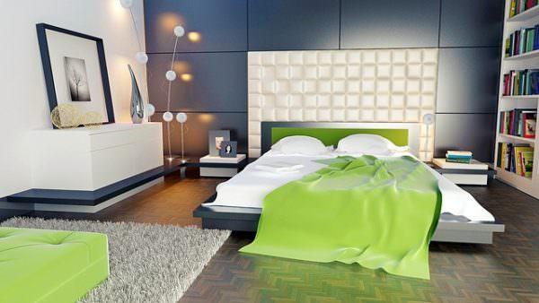 Schlafzimmer einrichten - Trends & Ideen