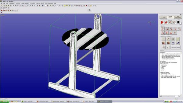 3D printing Möbeldesign